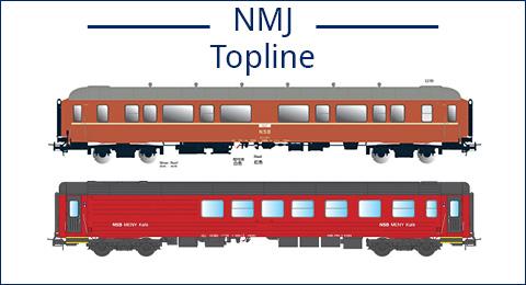 Full oversikt over våre NMJ Topline produkter