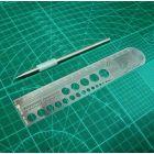 Verktøy, manwah-mw-2157-risseverktoy-for-plast-med-sjablong, MAN2157