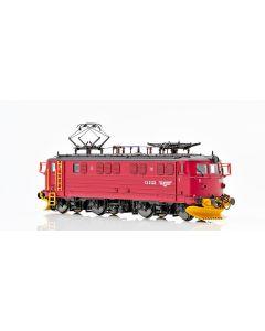 Topline Lokomotiver, NMJ Topline NSB El13.2123, Red/Black, DC, NMJT82.302