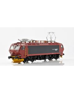 Topline Lokomotiver, NMJ Topline model of the NSB EL17.2228  in new design red/black livery. , NMJT80.201
