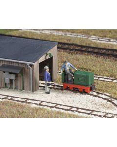 Stasjoner og jernbanebygninger (Auhagen), , AUH41705