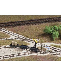 Stasjoner og jernbanebygninger (Auhagen), , AUH41703