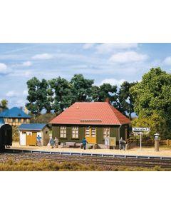Stasjoner og jernbanebygninger (Auhagen), , AUH11407