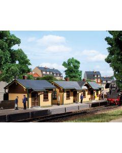 Stasjoner og jernbanebygninger (Auhagen), , AUH11358