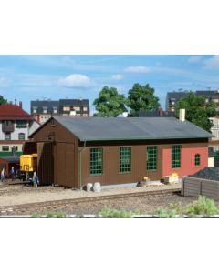 Stasjoner og jernbanebygninger (Auhagen), , AUH11332