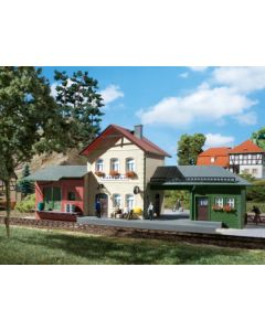 Stasjoner og jernbanebygninger (Auhagen), , AUH11331