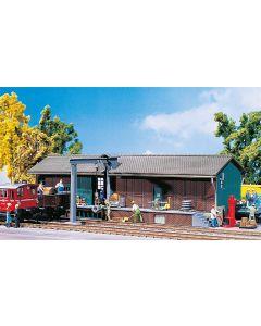 Stasjoner og jernbanebygninger (Faller), , FAL120152