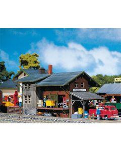 Stasjoner og jernbanebygninger (Faller), , FAL120154
