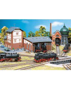 Stasjoner og jernbanebygninger (Faller), , FAL120176