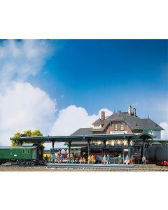 Stasjoner og jernbanebygninger (Faller), , FAL120181