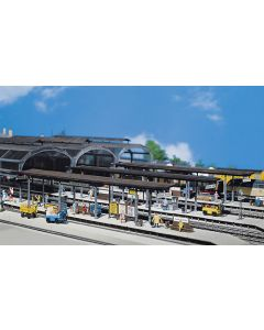 Stasjoner og jernbanebygninger (Faller), , FAL120191