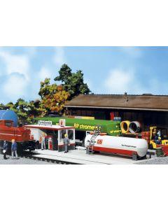Stasjoner og jernbanebygninger (Faller), , FAL120196
