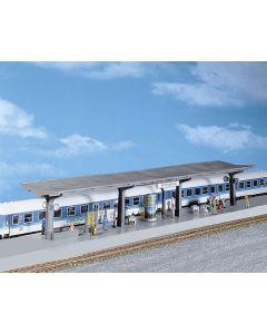 Stasjoner og jernbanebygninger (Faller), , FAL120201