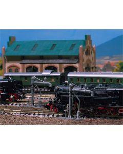 Stasjoner og jernbanebygninger (Faller), , FAL222139