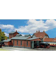 Stasjoner og jernbanebygninger (Faller), , FAL222136