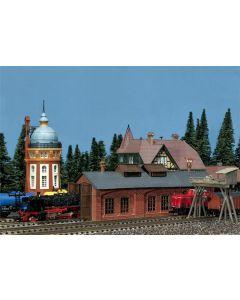 Stasjoner og jernbanebygninger (Faller), , FAL222141