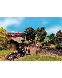 Stasjoner og jernbanebygninger (Faller), , FAL120170
