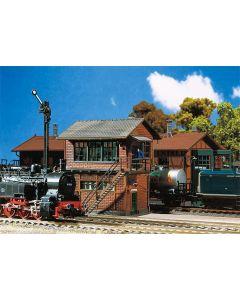 Stasjoner og jernbanebygninger (Faller), , FAL120120
