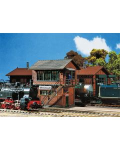 Stasjoner og jernbanebygninger (Faller), , FAL222161