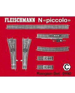 Fleischmann Profi N-Skala, , FLM9190