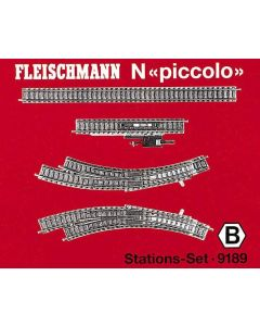 Fleischmann Profi N-Skala, , FLM9189