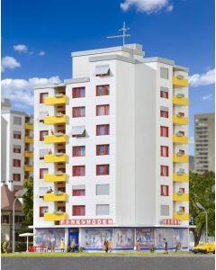 Byggesett og husmodeller, , KIB37120