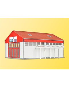 Byggesett og husmodeller, , KIB39215