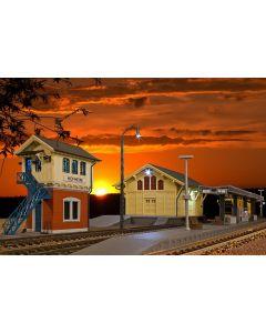 Byggesett og husmodeller, , KIB38994