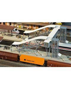 Stasjoner og jernbanebygninger (Faller), , FAL120110