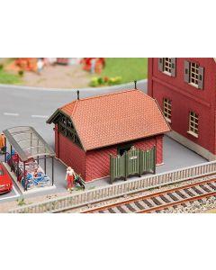 Stasjoner og jernbanebygninger (Faller), , FAL120238