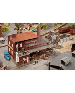 Stasjoner og jernbanebygninger (Faller), , FAL120253