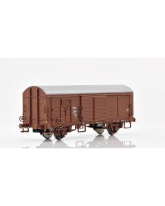 Topline Godsvogner, NMJ Topline modell av NSB His G5 44201, type 2, lukket godsvogn, i original versjon, NMJT504.203