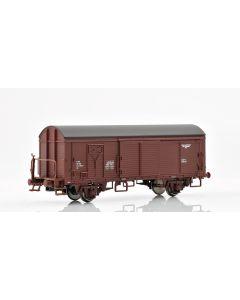 Topline Godsvogner, NMJ Topline modell av NSB His 210 2 009-8 lukket godsvogn, Type 1, NMJT504.102