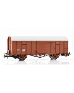 Topline Godsvogner, NMJ Topline model of the SJ Post wagon type D30 3512, NMJT603.202