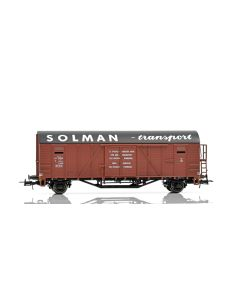 "Topline Godsvogner, NMJ Topline model of SJ G 44123 ""Solman-Transport"" for transport of strawberries., NMJT604.516"