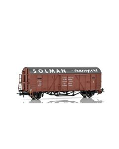 "Topline Godsvogner, NMJ Topline model of SJ G 44702 ""Solman-Transport"" for transport of strawberries., NMJT604.515"