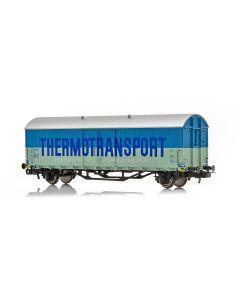 "Topline Godsvogner, NMJ Topline model of the SJ Grfu 45003 ""Thermotransport"" refrigerator car. , NMJT605.310"