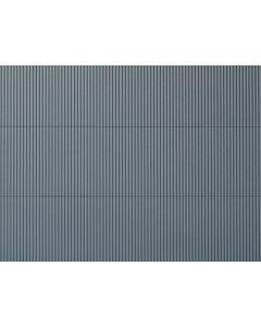 Tilbehør (Auhagen), Bølgeblikk, grå, AUH52431