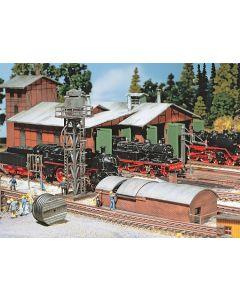Stasjoner og jernbanebygninger (Faller), faller-120146, FAL120146
