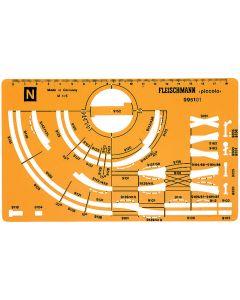 Fleischmann Profi N-Skala, fleischmann-995101, FLM995101