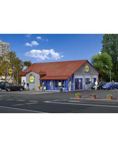 Vollmer, Byggesett av Lidl supermarket., VOL43662