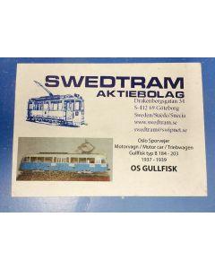 Lokomotiver Norske, , SWEGF