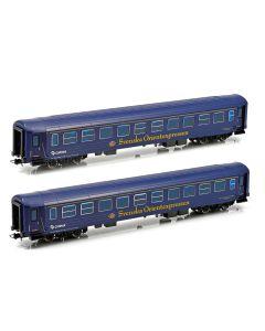 Topline Personvogner, nmj-topline-106901-connex-r7-bs7-svenska-orientexpressen, NMJT106.901A