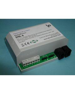 Digital, Digital Booster 4,5 A for Motorola, M4 og DCC. , LITDB4G