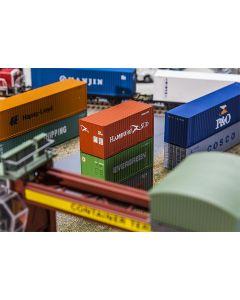 Vognlaster og containere, 20' Container HAMBURG SÜD, FAL180822