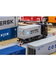 Vognlaster og containere, 20' Container MAERSK SEALAND, FAL180823