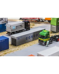 Vognlaster og containere, 40' Container COSCO, FAL180845