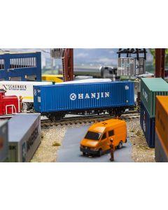 Vognlaster og containere, 40' Hi-Cube Container HANJIN, FAL180842