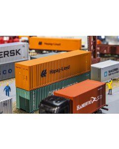 Vognlaster og containere, 40' Hi-Cube Container Hapag Lloyd, FAL180841