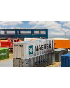 Vognlaster og containere, 40' Hi-Cube Container MAERSK, FAL180840